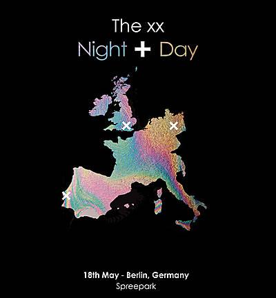 TheXX Night+Day