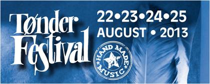 Tonder Festival 2013