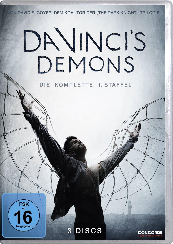 Davincis Demons_DVD