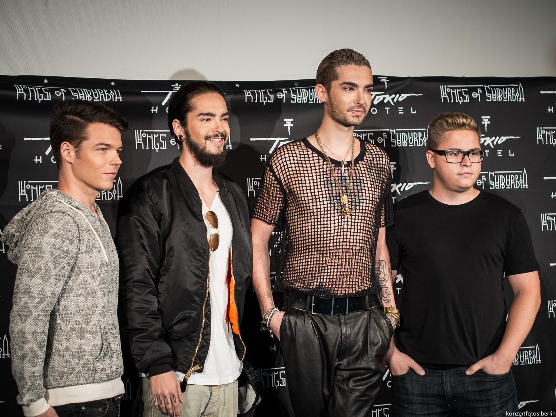 Tokio Hotel © Markus Werner