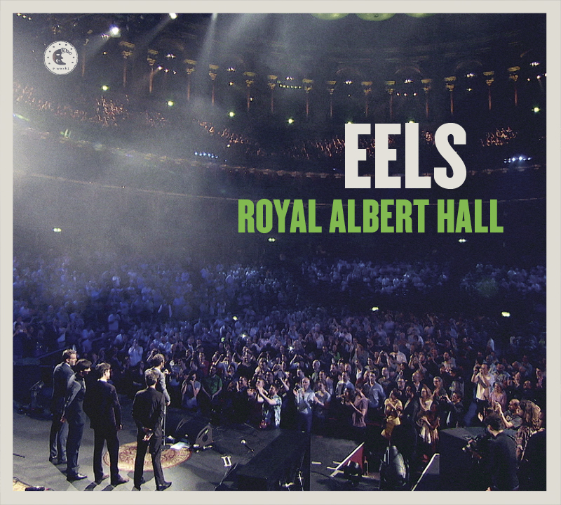 EELS Royal Albert Hall Albumcover