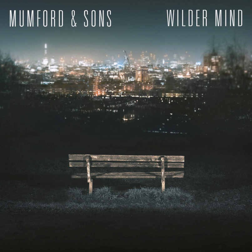 Mumford and Sons Wilder Mind