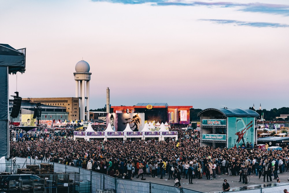 Chvrches - Lollapalooza 2015 - ┬® Markus Werner (16 von 16)