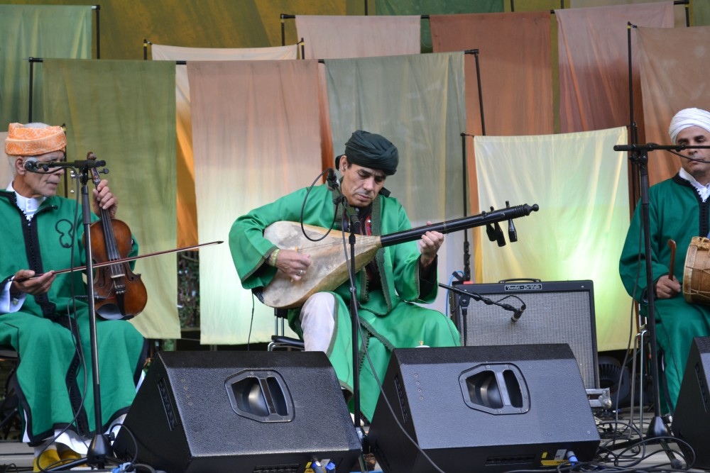 The Master Musicians of Jajouka at By The Lake Festival (4), (c) Dörte Heilewelt