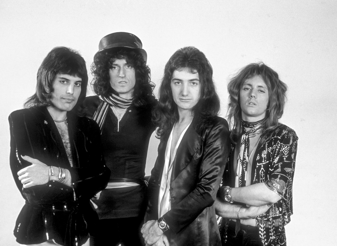 Queen On Air Press Image - Credit BBC Photo Library