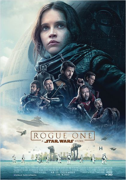 Rogue One Plakat
