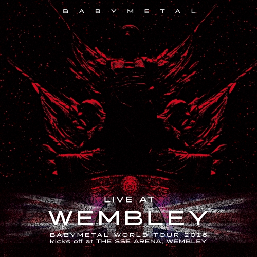 Babymetal Live at Wembley Cover