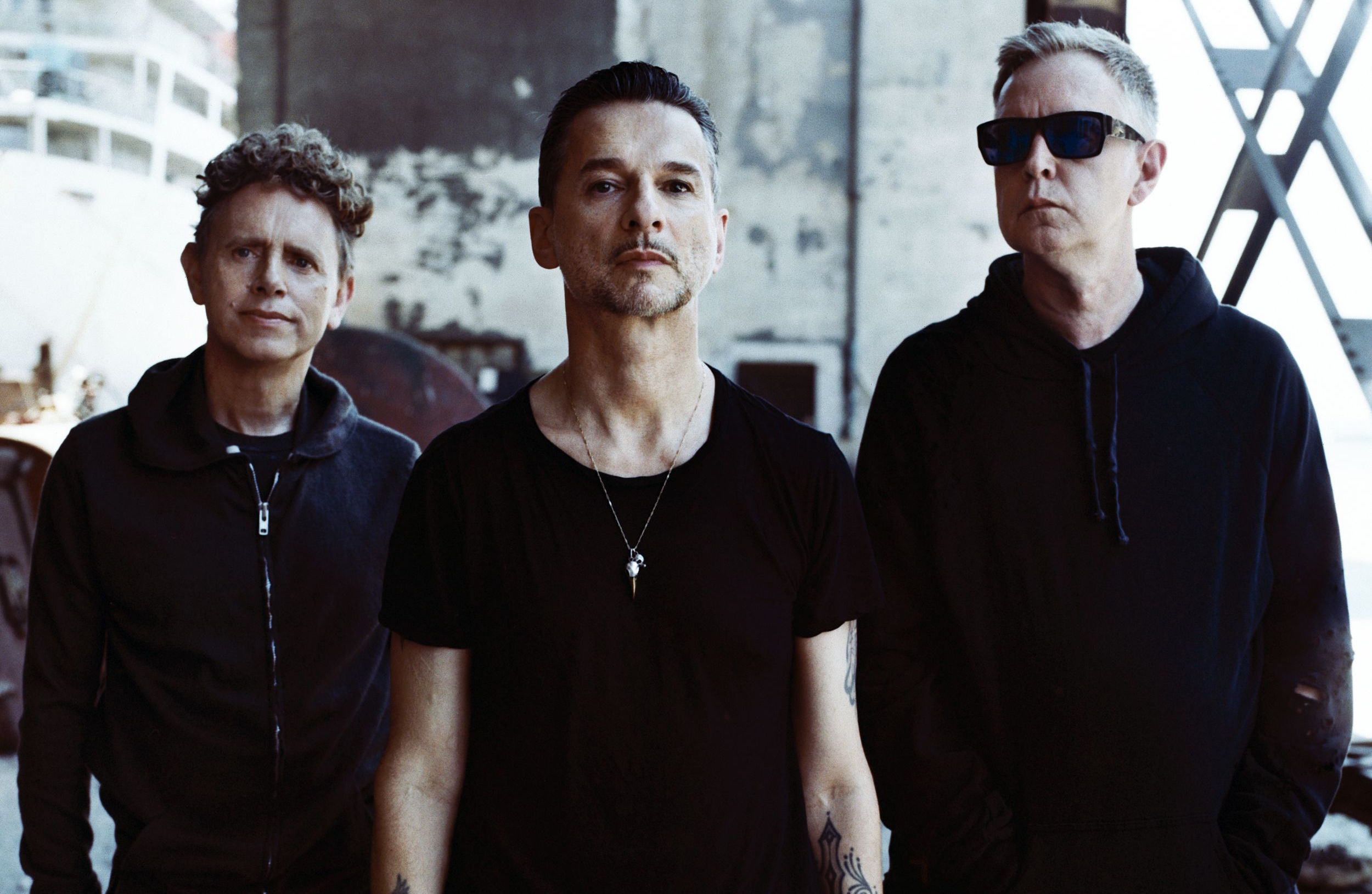 Depeche Mode 2 ©AntonCorbijn ColumbiaRecords SonyMusic