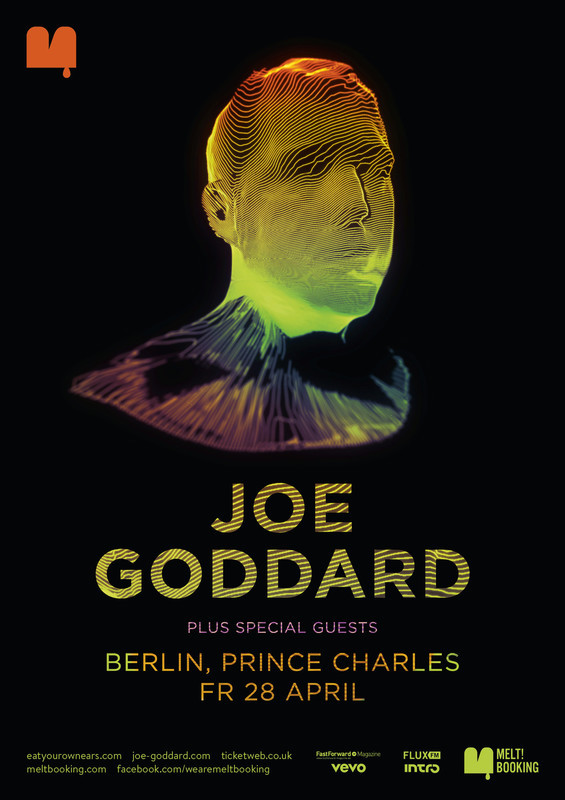Joe Goddard Prince Charles