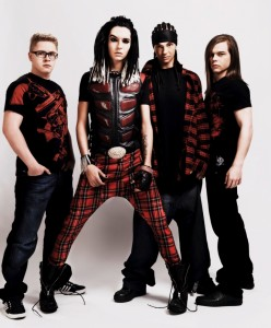 Tokio Hotel band Bild 02 2009 - CMS Source