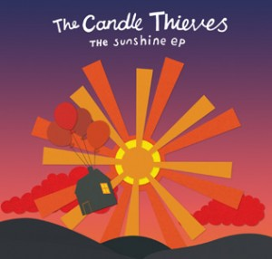 the candle thieves - sunshine ep