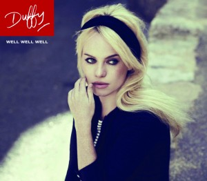 "Duffy_Singlecover ""Well Well Well"""