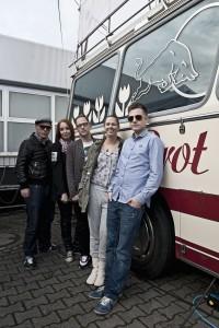 FastForward & Fettes Brot in Amsterdam (c) Stev Bonhage