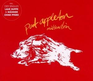 Pat Appleton CD-Cover