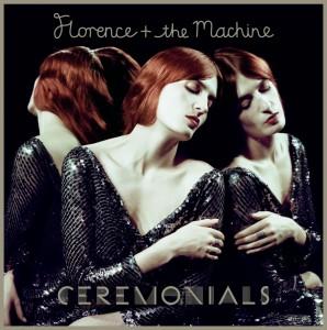 Florence & The Machine Albumcover Ceremonials