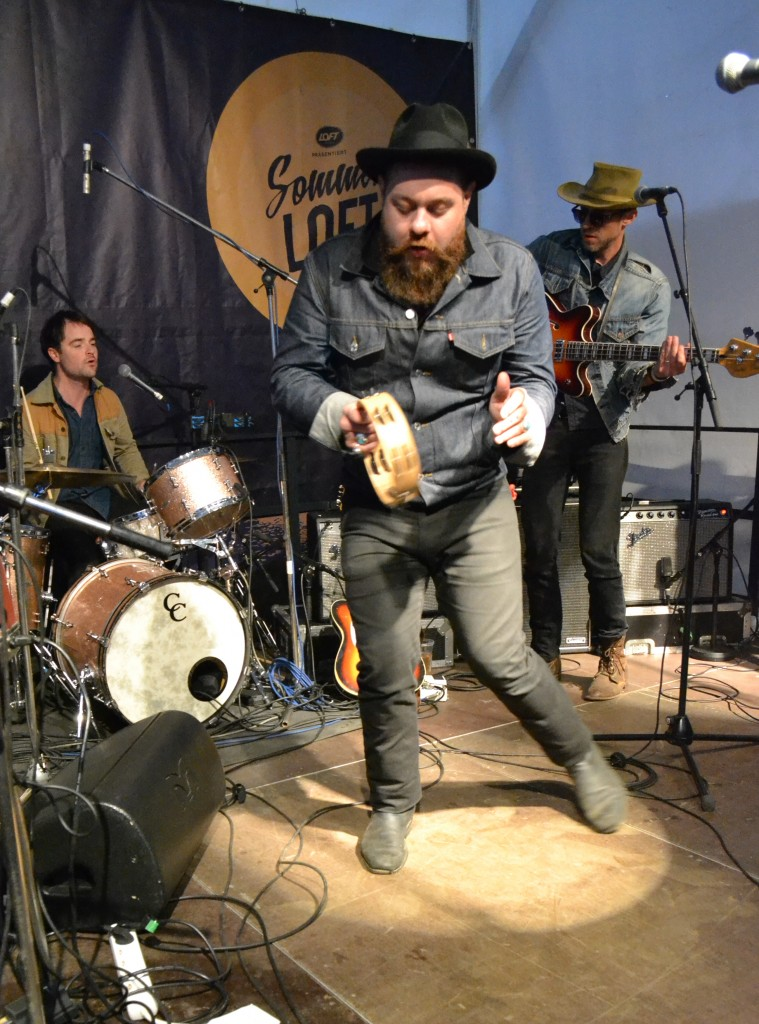 Nathaniel Rateliff and The Night Sweats 2