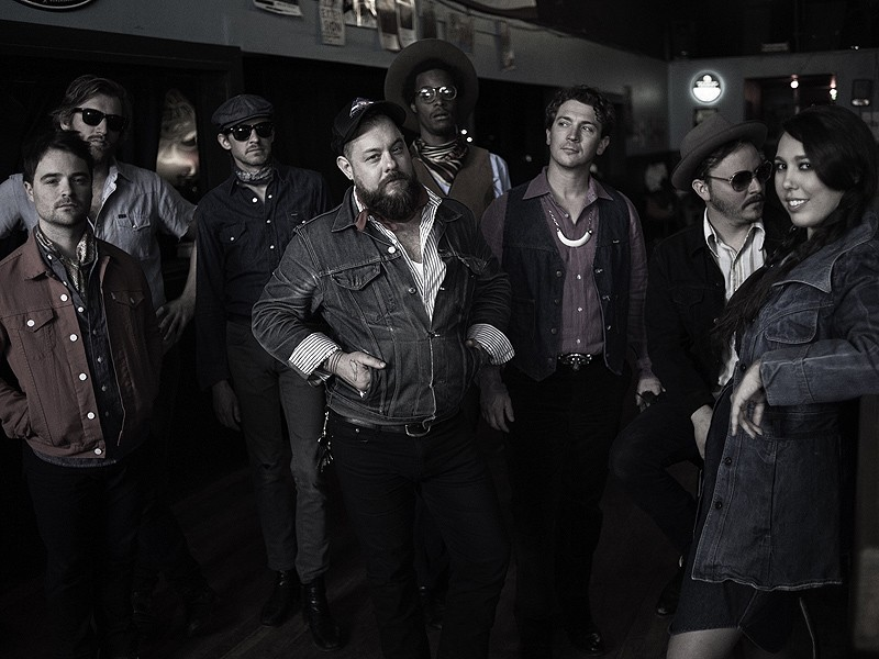 Nathaniel Rateliff and The Nights Sweats