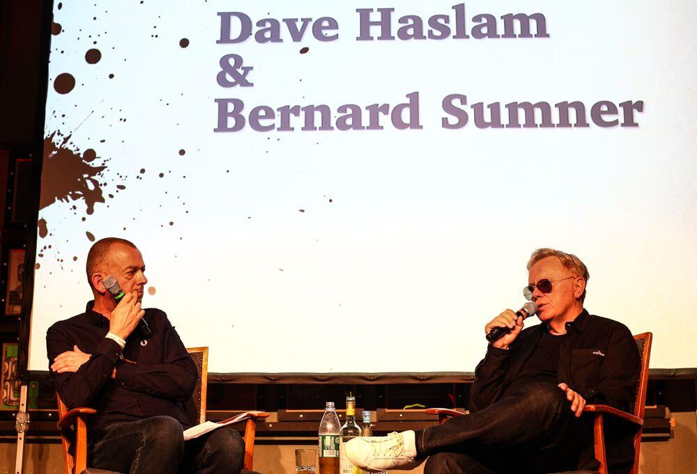 Dave Haslam & Bernard Sumner Pop Kultur Berlin