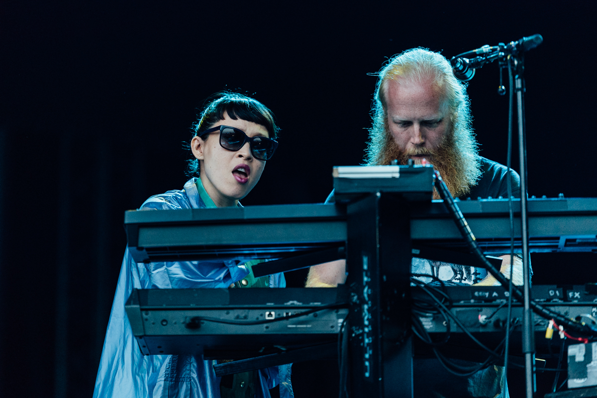 Little Dragon - Lollapalooza 2015 - ┬® Markus Werner (8 von 13)
