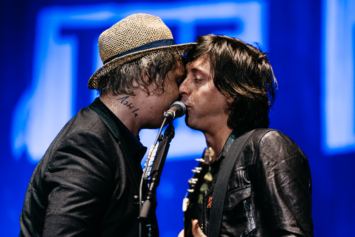 The Libertines - Lollapalooza 2015 - ┬® Markus Werner (6 von 8)