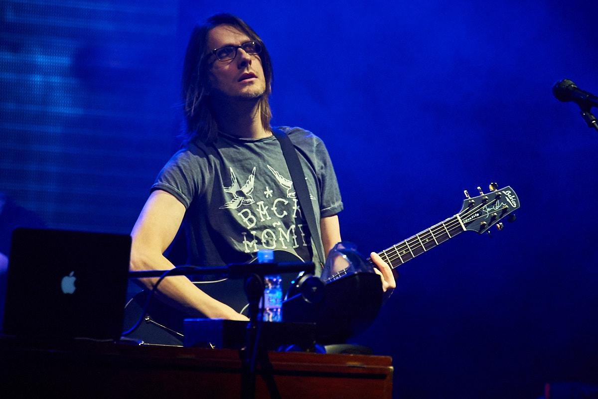 Steven Wilson 18.01.2016 -® Markus Werner0315