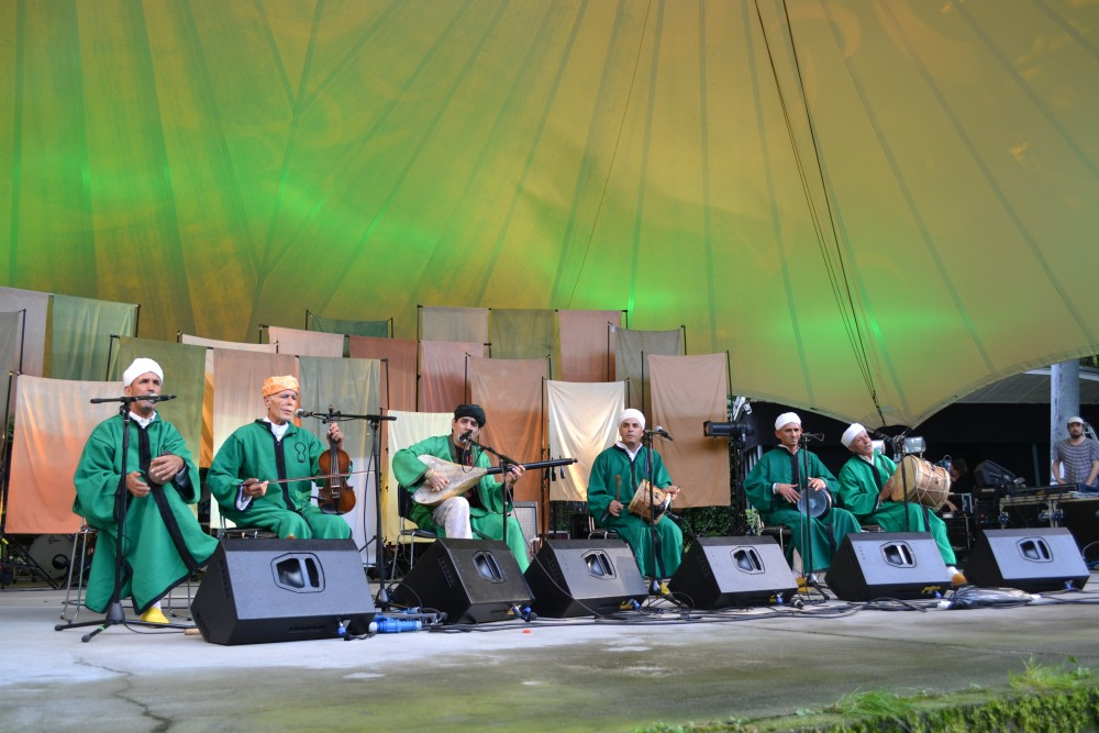 The Master Musicians of Jajouka at By The Lake Festival (1), (c) Dörte Heilewelt