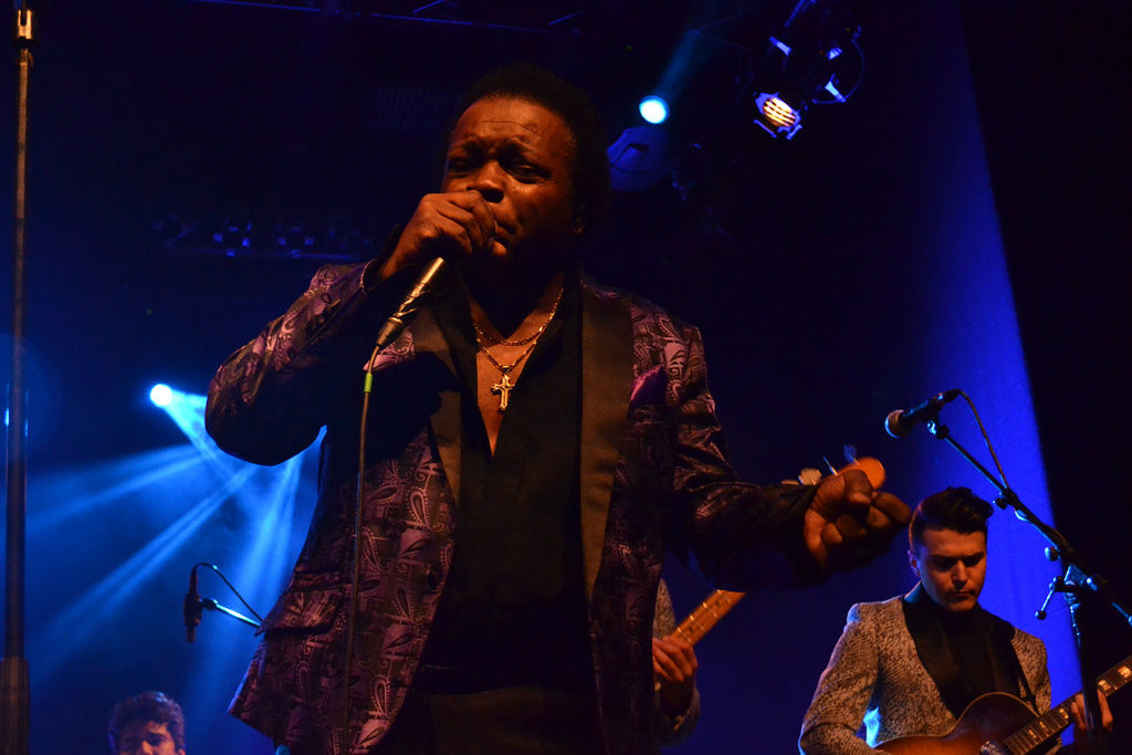 5 Lee Fields and the Expressions, Berlin, (c) Dörte Heilewelt