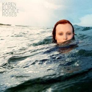 Karen Elson Double Roses